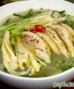 Mì, Phở, Cao Lầu